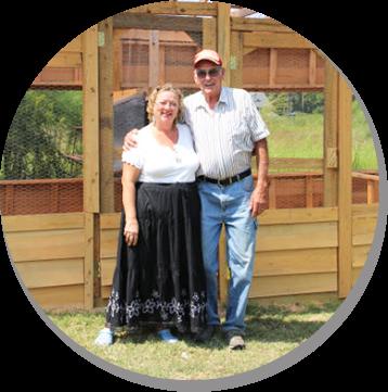 Bob and Diane Berry